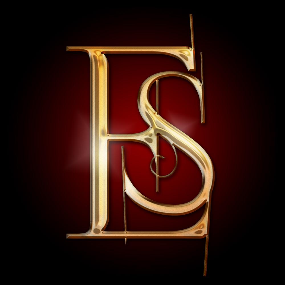 ES_metallic_initials