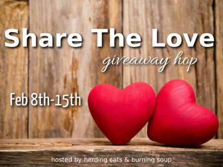 SHare the love hop